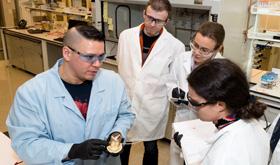 Nanotechnology Characterization Laboratory (NCL) staff and European Nano-Characterisation Laboratory (EU-NCL) Visitors.