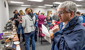 13th Annual Protective Services Chili Cook Off Contest Monday, January 11, 2016.